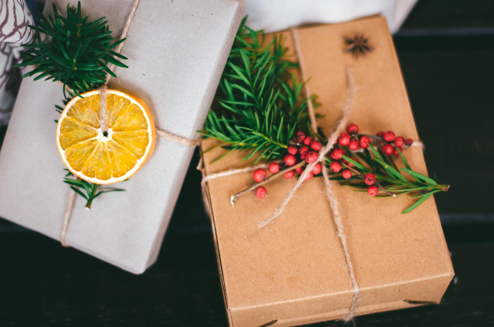 zestaw herbat w skrzynce na prezent